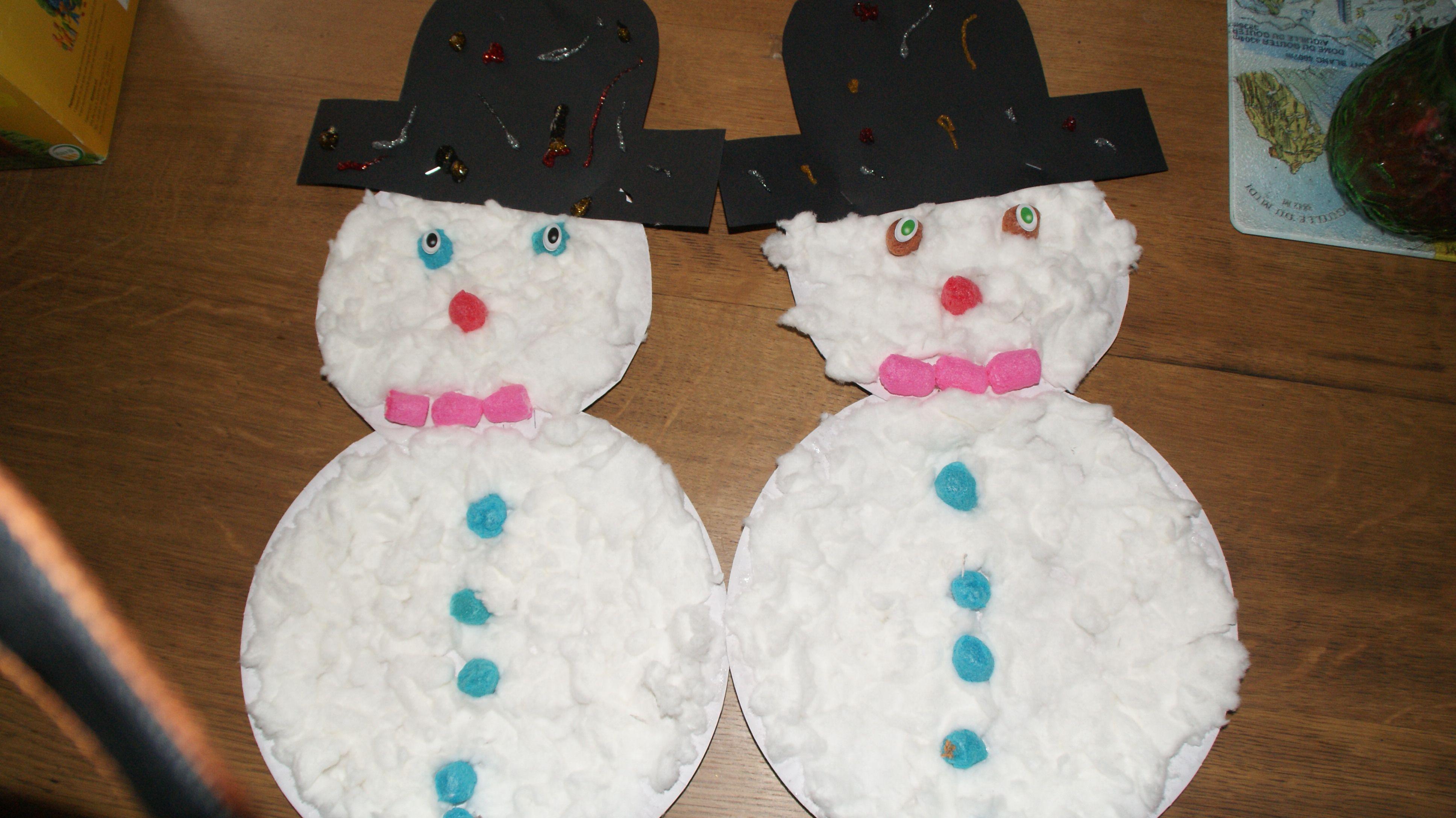 #664223 Noël 6333 décoration noel a fabriquer bonhomme de neige 3872x2176 px @ aertt.com